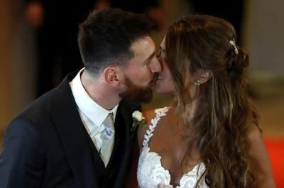 Casamento Leo Messi e Antonella Roccuzzo. Créditos: Cordon Press