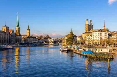 Die 20 besten Locations in und um Zürich für Ihre Hochzeitsfeier!