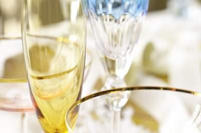 Welchen Wein wählt man zum Hochzeitsmenü aus?