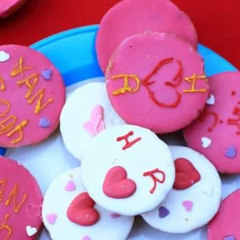 Douceurs sucrées aux couleurs acidulées : parfaites pour un dessert de mariage ! Source : bestshot.nl