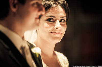 Camila & Diogo: casamento clássico, romântico e sofisticado
