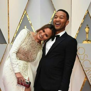 Chrissy Teigen & John Legend | Foto Via Pinterest