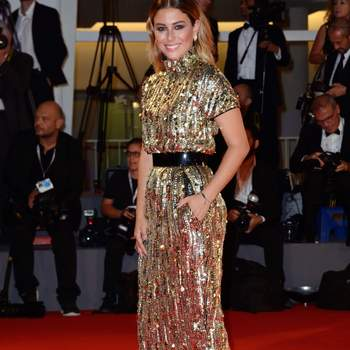 Blanca Suarez attending the The Sisters Brothers Premiere as part of the 75th Venice International Film Festival (Mostra) in Venice, Italy on September 02, 2018. Photo by Aurore Marechal/ABACAPRESS.COM Alfombra roja The Sisters Brothers /cordon press
