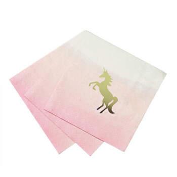 Servilletas unicornio 16 unidades- Compra en The Wedding Shop