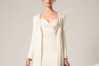 42 umwerfende Brautkleider für die Winterhochzeit – Warm eingepackt ins Eheleben starten!