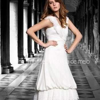 Coleções de vestidos de noiva 2012: os nossos preferidos de Joana Montez e Patrícia de Melo.