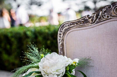 Charles & Marion's beautiful French wedding brought to us by Label'Emotion Provence
