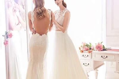 Los mejores diseñadores griegos para vestir a las novias actuales