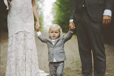 Aposte nos vestidos de noiva com franjas e ripados, uma tendência que está a fazer sucesso.