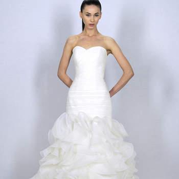 e09dd498bc9e Bridal Collection Dennis Basso for Kleinfeld Spring 2013