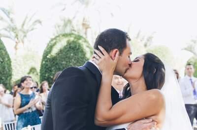 Amor heladero: la boda de Cintia y José