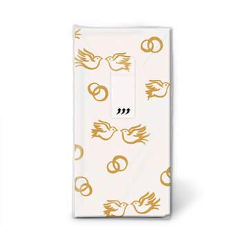 Pañuelos Creencias y Palomas- Compra en The Wedding Shop