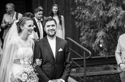 Wesele w stodole i stajni, gdzie pobierali się rodzice Panny Młodej! Emocjonalny ślub i wspaniałe wesele!