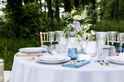 Mit Options Ihren Hochzeitsempfang stilvoll und kreativ dekorieren