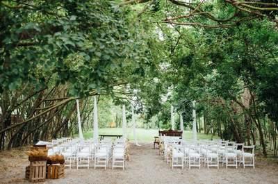 Los 12 mejores lugares de boda para casarse en Barcelona durante la primavera