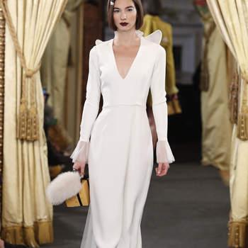 Cristina Piña. Credits- Atelier Couture