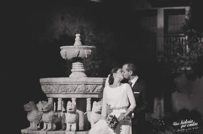 Desde Valencia con amor: la boda de Lara y Carlos