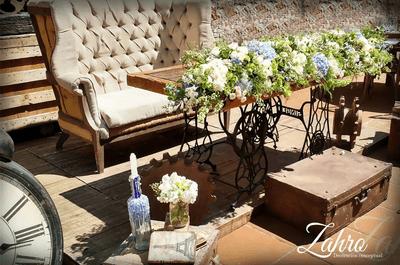 La decoración de la boda: tu estilo en cada detalle. ¡Un concepto innovador!