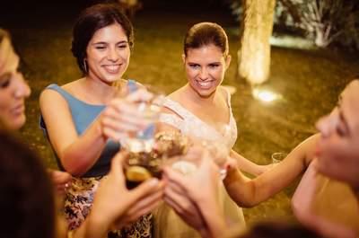 Dos culturas diferentes unidas por amor: la boda de Matthew y Julia