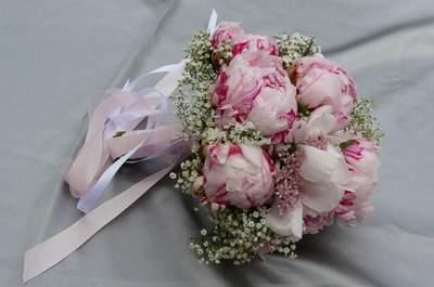 Flores para ramos de novias en tendencia para 2013