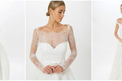 Check out these fantastic wedding dresses from US designer Jude Jowilson!