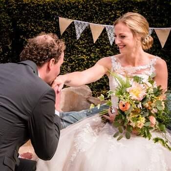 Styled Wedding Shoot: Natuurlijk Koper | Foto: FENtastic Fotografie