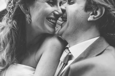 A festa casamento de Ana Cristina e Gustavo teve toda a magia e beleza de um casamento de dia. O local escolhido para a recepção foi o restaurante Quinta da Canta.
