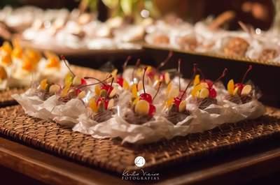 7 dicas para ter uma mesa de doces deliciosa no seu casamento