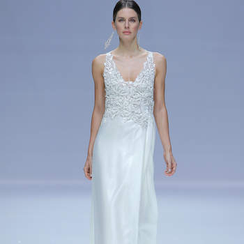 Carlo Pignatelli. Créditos: Barcelona Bridal Fashion Week