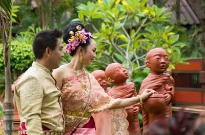 Come vestono le spose in Oriente? Scopri gli abiti tradizionali!