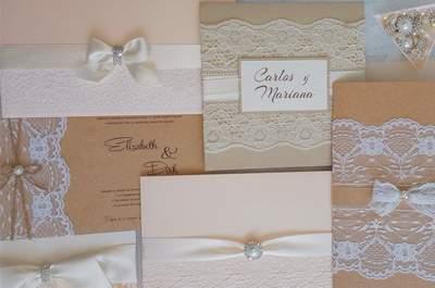 ¿Impresa o digital? Descubre qué tipo de invitación de boda es la adecuada para tu matrimonio