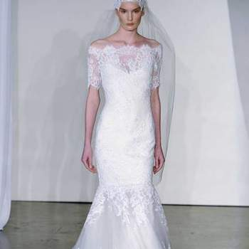 Os vestidos de noiva da Marchesa fazem sucesso com quem busca o vestido ideal e são queridos por todas as noivas. Por isto, veja e apaixone-se pela coleção Outono 2013.