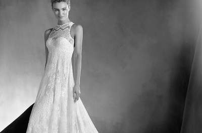 Noivas grávidas: os vestidos de noivas mais lindos para 2017!