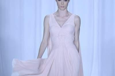 Glamour de noche: vestidos de fiesta 2014 de Zac Posen