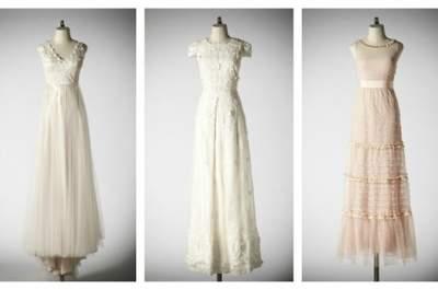 BHLDN e i suoi favolosi abiti da sposa 2013 dai tocchi vintage