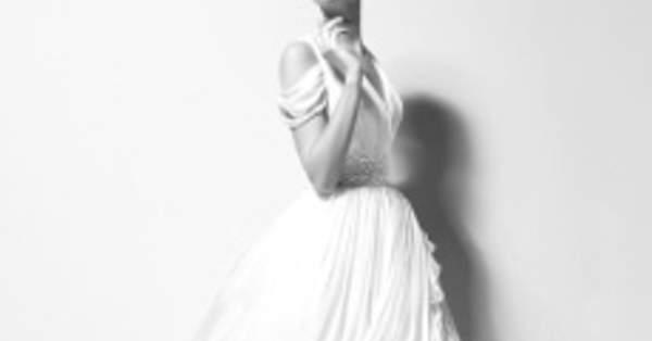 Clarᄄᄁ Sposa Vestiti Lagerfeld Da Rosa E 2010 Karl 6y7gIbmfYv