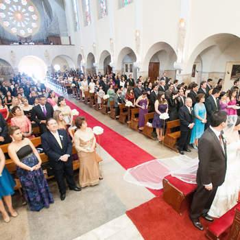 Créditos: Crónica de una Boda. Álvaro García - Fotógrafo