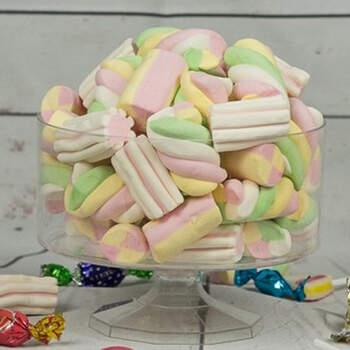 Envase Grande Transparente Para Candy Bar- Compra en The Wedding Shop