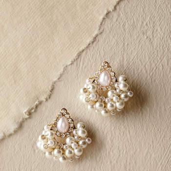 Babette Earrings, Bhldn