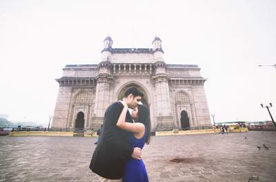 Amazing old-world charm pre-wedding shoot of Pooja and Sushant