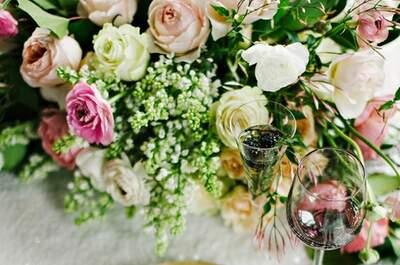 5 Ideias DIY para deixar a sua festa de noivado glamourosa