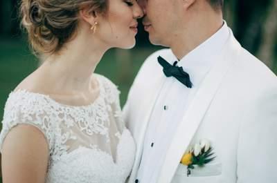 Angie y Steven: una boda mágica inspirada en la naturaleza