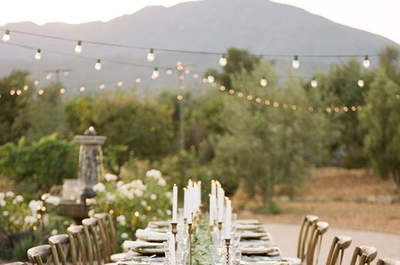 Decoración de mesas para la celebración de tu boda: ¡estilos para sorprender!