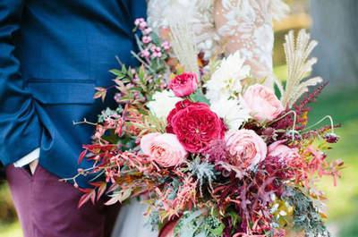 Bouquets de fleurs sauvages : des créations bohèmes et romantiques à la fois !