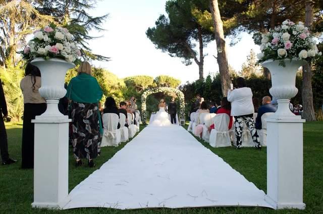 Dall'Inghilterra, Un Real Wedding 100% Shabby-chic Tutto