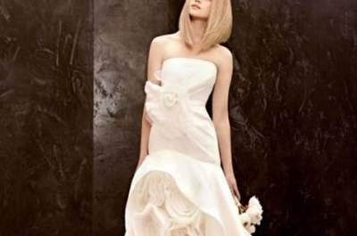 Vestidos de novia a precios low cost de Vera Wang