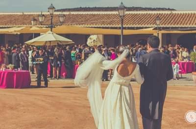 Casarse en Sevilla: mini-guía de todo lo necesario para tu boda