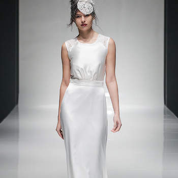 Dress by Lark Image. Image: Christopher Dadey for White Gallery London