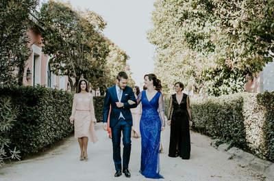 Las bodas son la mejor excusa para un reencuentro de amigos: ¡prepárate para el momento!