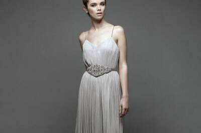 Vestidos de fiesta de Catherine Deane para otoño 2013